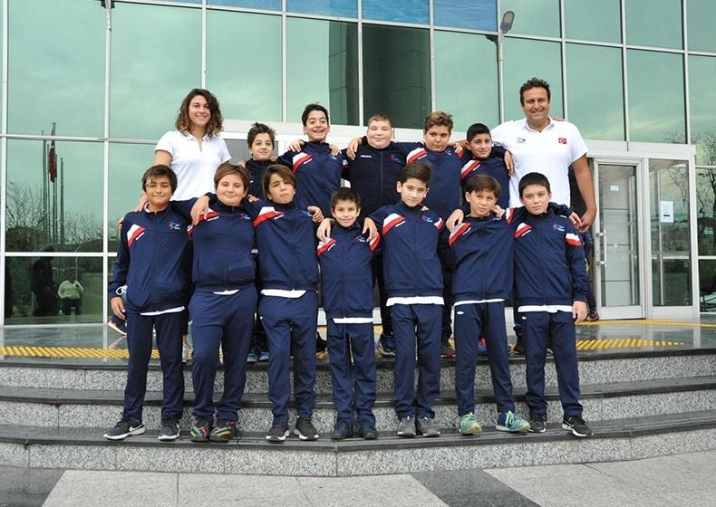 2019 yılı U-11 Türkiye Şampiyonu