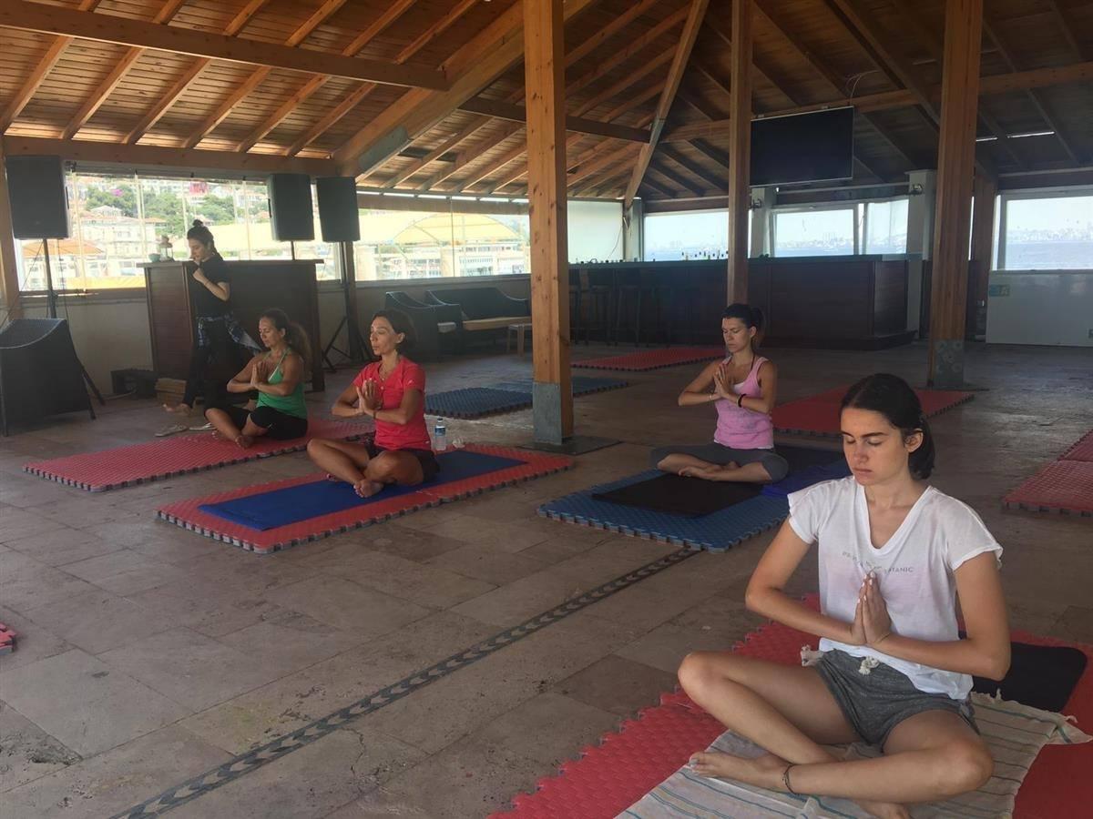 Yoga Pilates Zumba Dersleri