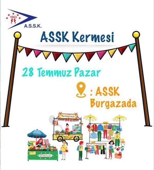 ASSK'da Kermes…