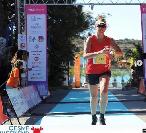 Triatlon Branşımızdan Başarılar