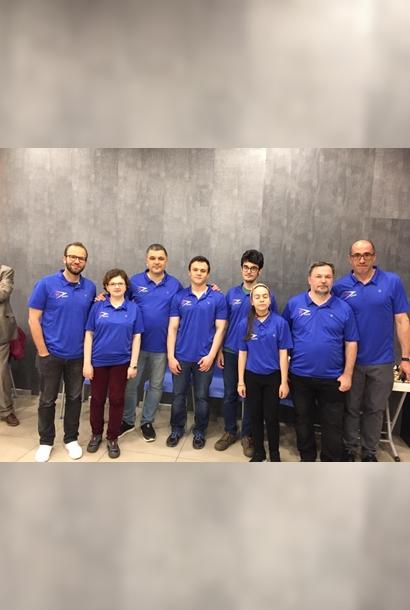ASSK Satranç  A Takımı, 2018 - 2019  Yılı İstanbul Kulüpler dördüncülüğü