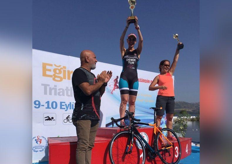 2017 Türkiye Triatlon Şampiyonası Sona Erdi
