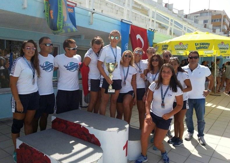 A.S.S.K., 2016-2017 Bayanlar Sutopu Türkiye 3.'sü!