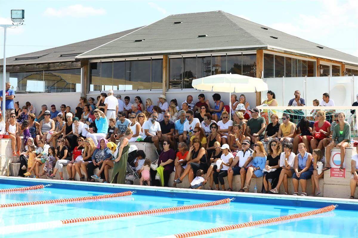 30 Ağustos 2019 Yüzme Okulları Yarış ve Ödül Töreni